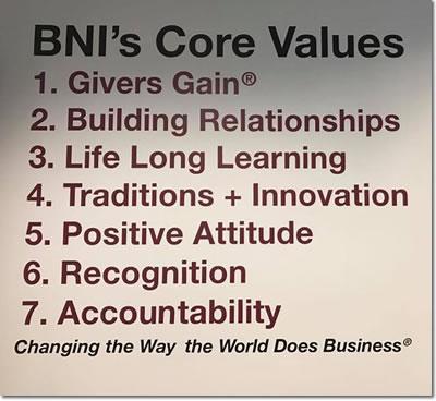 Find a BNI BNI San Francisco Bay member